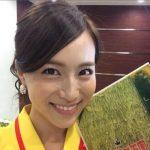 笹川友里アナ(TBS)のカップと身長は?熱愛な彼氏は太田雄貴で結婚は?インスタ画像と美脚がかわいい!