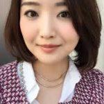 白石小百合アナ(テレビ東京)のカップや身長と体重は?激太りでムチムチ!?熱愛中の彼氏と結婚?