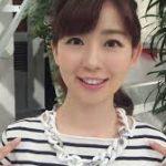 松尾由美子アナ(テレビ朝日)のカップ画像とホテルの不倫疑惑がヤバイ!恋愛遍歴と熱愛中の彼氏や結婚は?