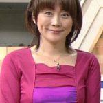 熊谷明美アナ(札幌テレビ)の最新のカップ画像が放送事故!熱愛彼氏と結婚?退社の理由とは?