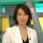 長野智子アナの結婚した夫と離婚で子供は?鼻の整形とカップ画像が放送事故!?