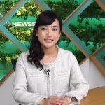平川彩佳アナ(TBS・ニュースバード)が結婚した彼氏との子供は?カップ画像と美脚がかわいい!