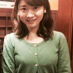 飯田菜奈アナ(仙台放送)の胸のカップ画像が放送事故!熱愛の彼氏と結婚?身長と性格もかわいい?
